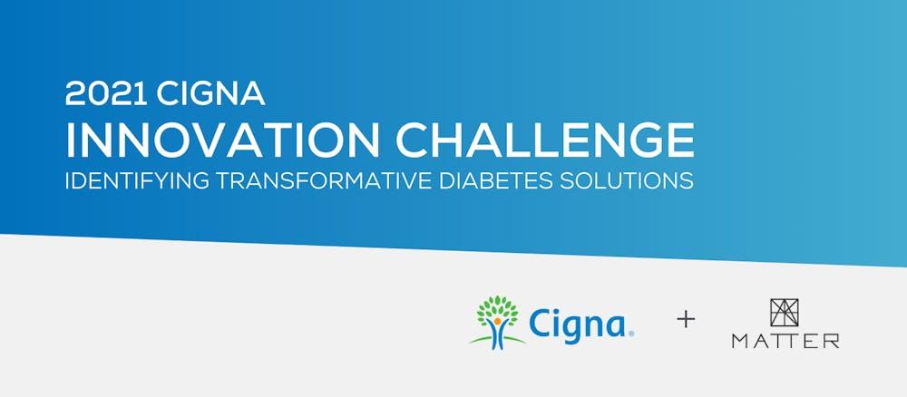 Banner image for 2021 Cigna Innovation Challenge