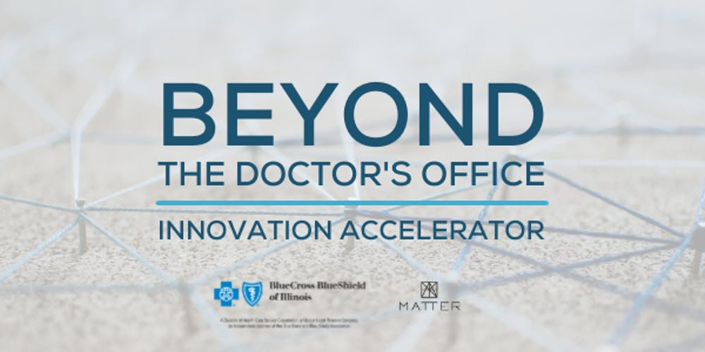 Banner image for Beyond the Doctor's Office Innovation Accelerator