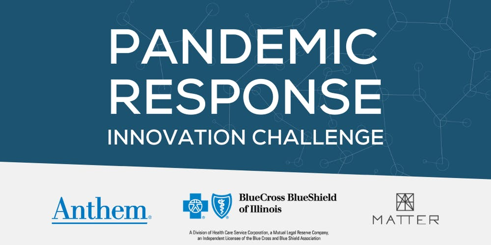 Banner image for 2020 Pandemic Response Innovation Challenge