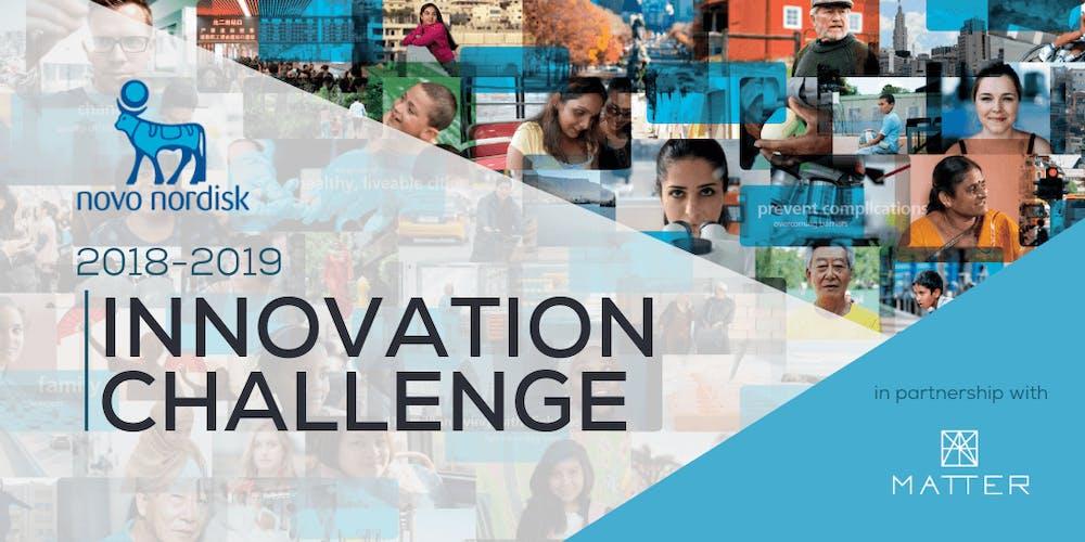 Banner image for Novo Nordisk Innovation Challenge