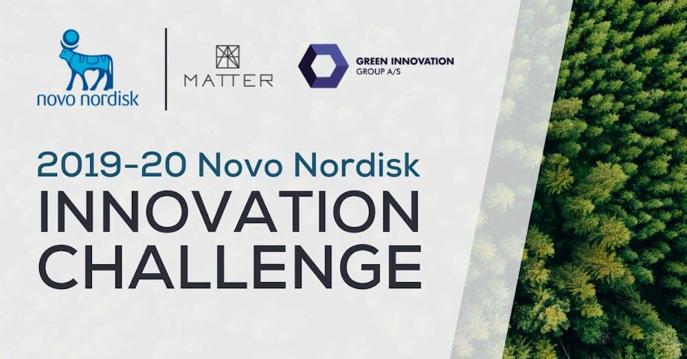 Banner image for 2019-2020 NOVO NORDISK INNOVATION CHALLENGE