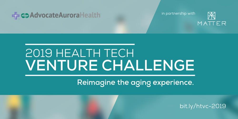 Banner image for 2019 Health Tech Venture Challenge