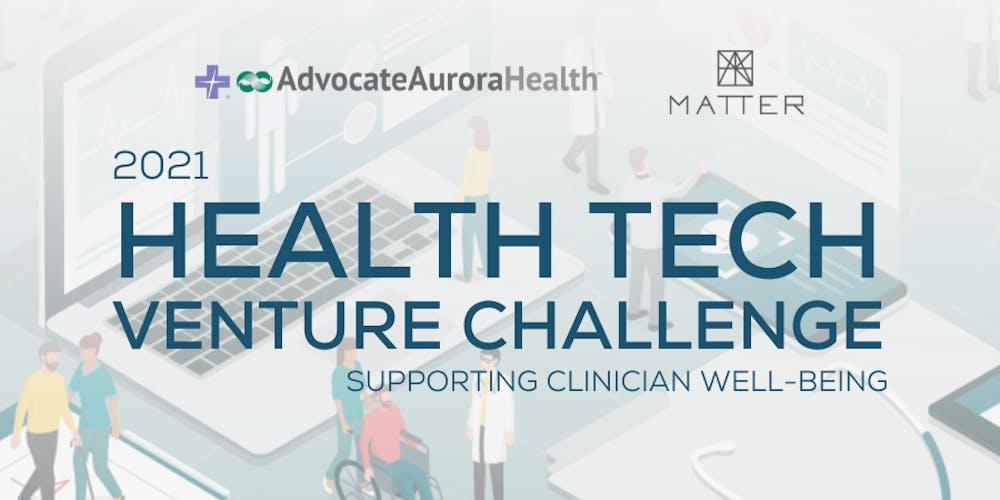 Banner image for 2021 Health Tech Venture Challenge