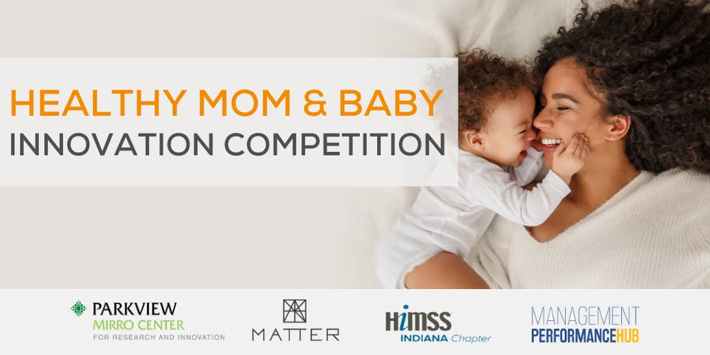 Banner image for HEALTHY MOM & BABY INNOVATION COMPETITION