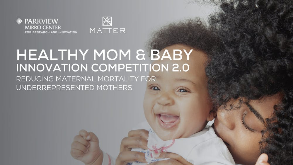 Banner image for HEALTHY MOM & BABY COMPETITION 2.0