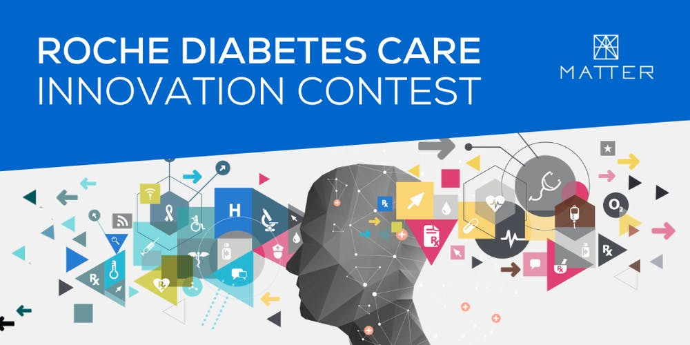Banner image for ROCHE DIABETES CARE INNOVATION CONTEST